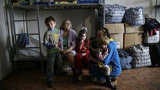 ООН: число украинских беженцев превысило 800 тысяч
