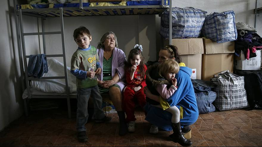Ukraine crisis has created more than 2 million refugees, UN reports