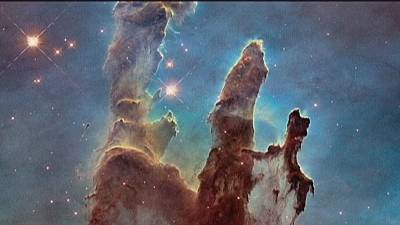 Happy Birthday, Hubble: legendary telescope turns 25