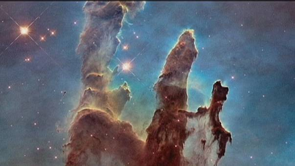 Hubble faz 25 anos