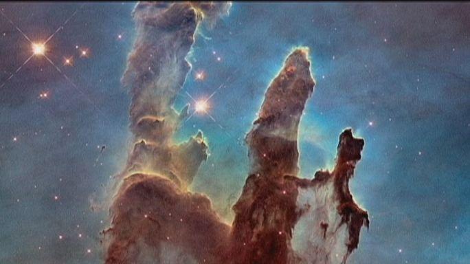 Uzay teleskobu Hubble 25 yaşında