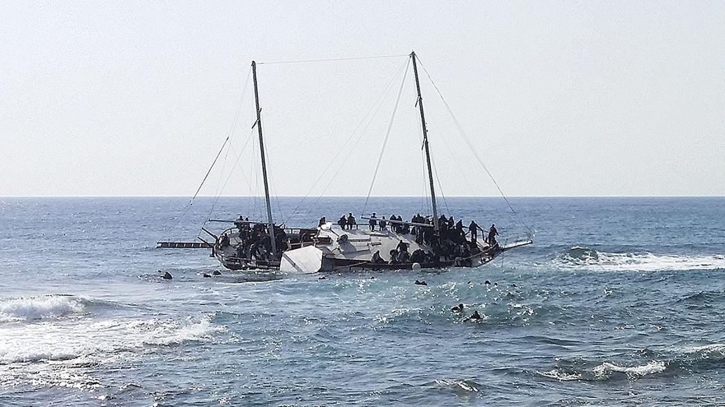 La UE reforzará las operaciones de control y rescate en el Mediterráneo