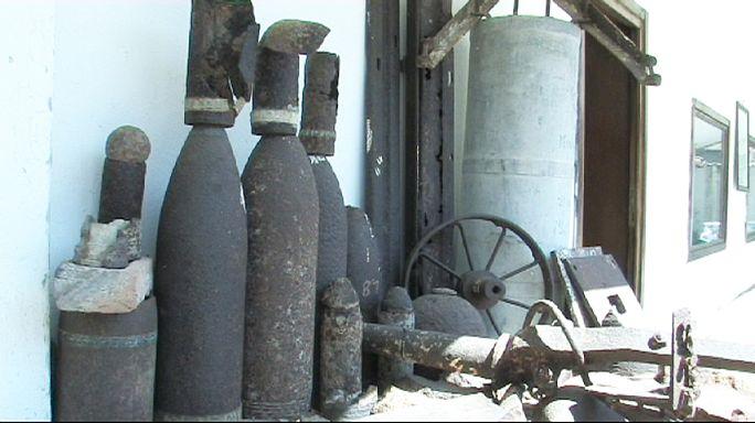 Gallipoli, et le musée Salim Mutlu