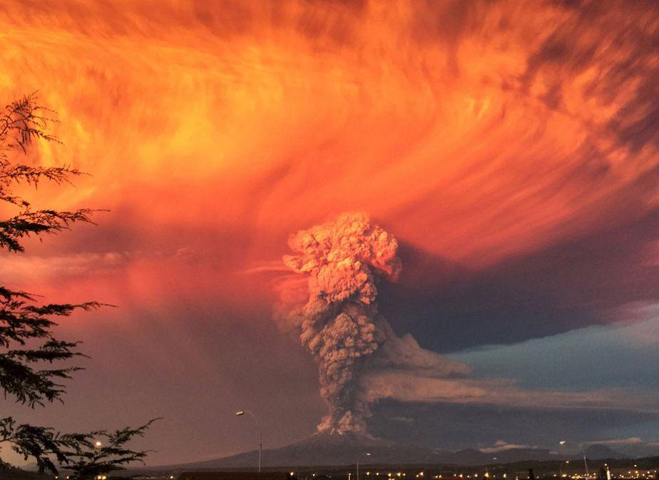 Chili : le réveil inattendu d'un volcan