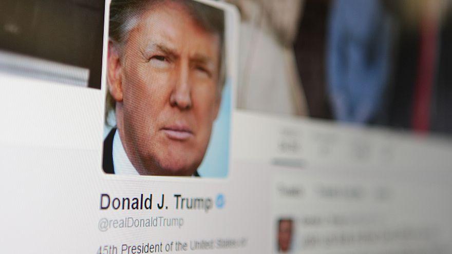 image: Trump Twitter