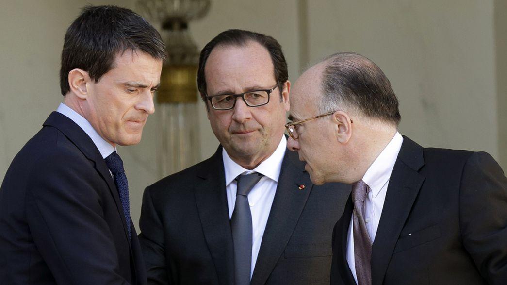Francia anuncia haber desbaratado cinco proyectos de atentado en lo que va de año