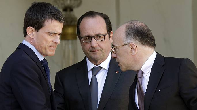 France: Five terror attacks thwarted, says prime minister