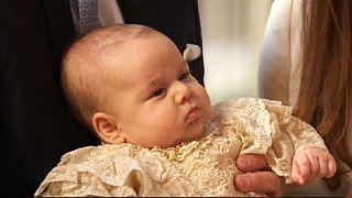 !Feliz Santo Baby George!