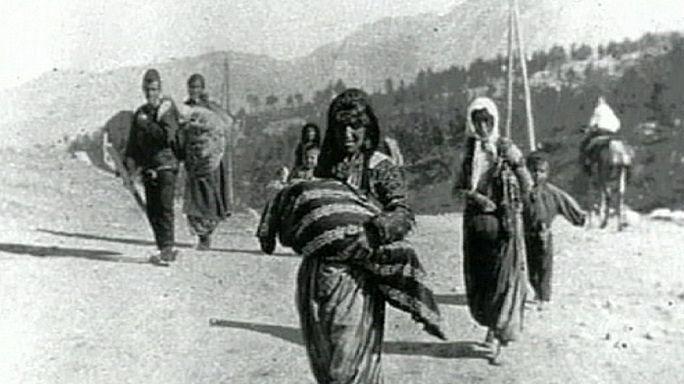 Turkey marks 100th anniversary of Armenian massacre