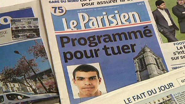 Terrorkészültség Franciaországban