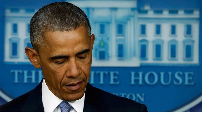 Obama iki rehine için başsağlığı diledi
