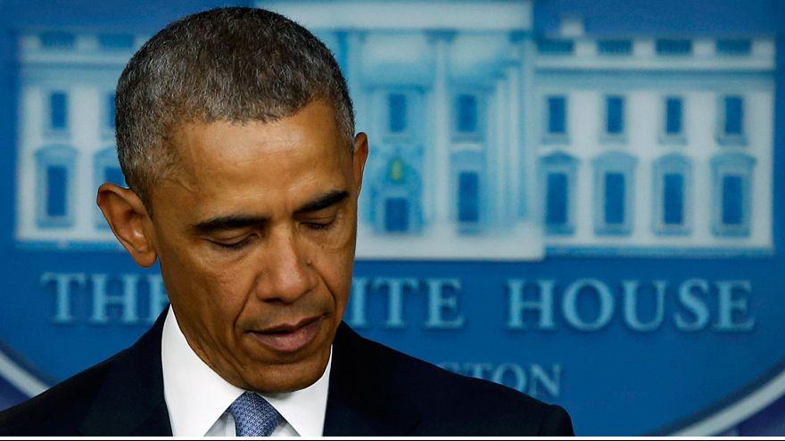 Президент США взял на себя ответственность за гибель заложников