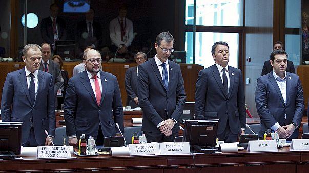 Лидеры ЕС решают, как уладить кризис с мигрантами