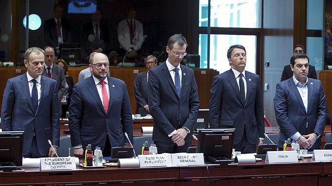 AB Akdeniz'deki göçmen krizine çözüm arıyor