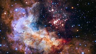 Hubble Space Telescope: NASA releases 25th birthday snapshot