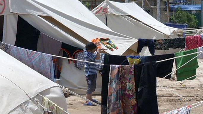 La situation des réfugiés irakiens jugée préoccupante par le HCR