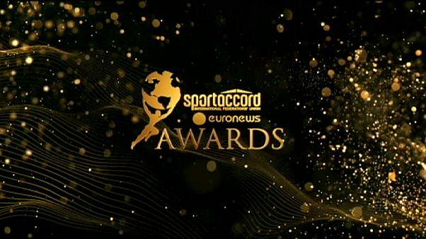 Prémios SportAccord euronews foram entregues em Sochi