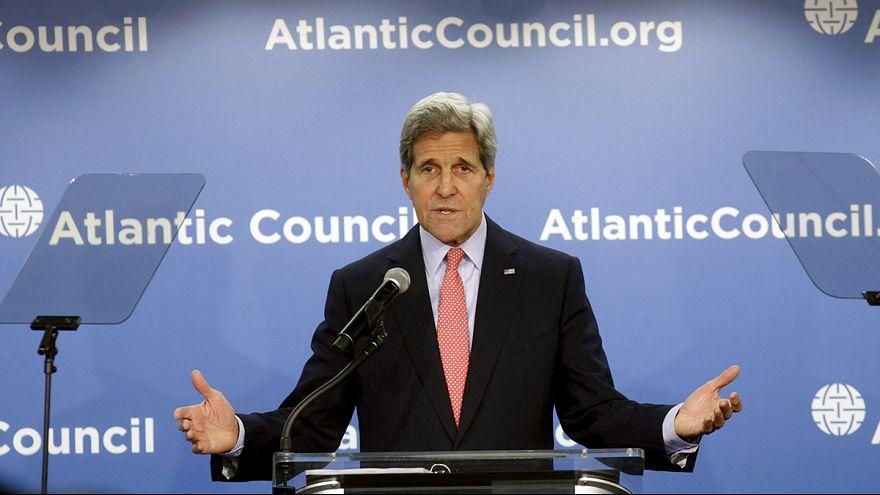 Керри: подписание TTIP поможет в решении глобальных проблем