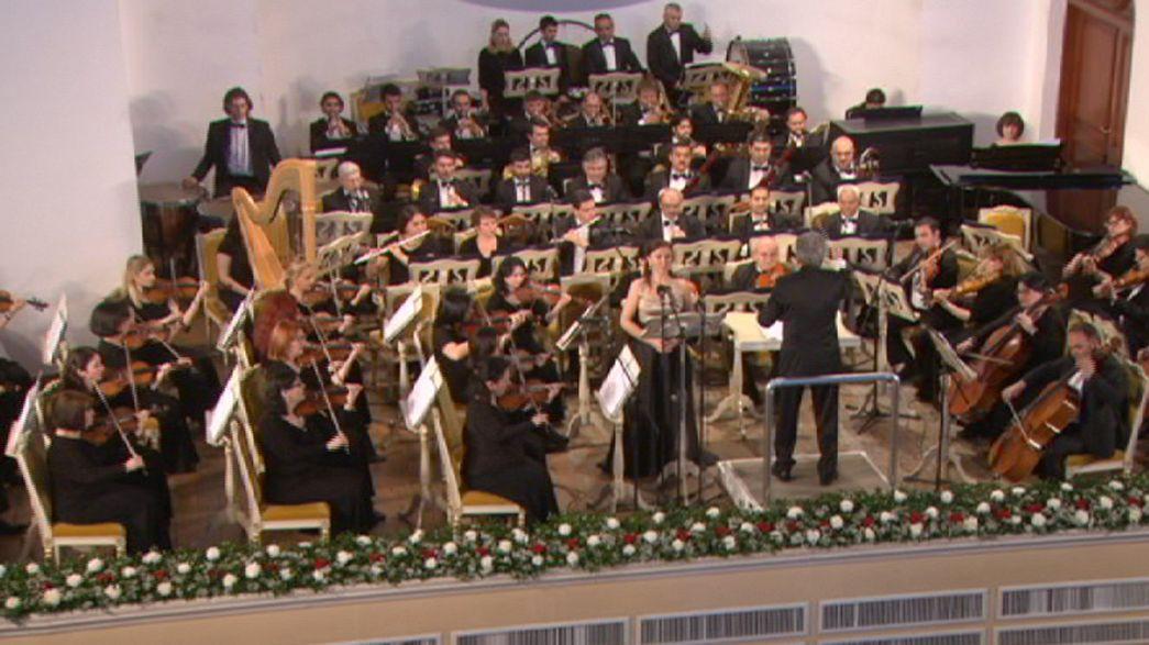 Unbekannte Schätze: Baku schlägt Brücken in zeitgenössischer Musik