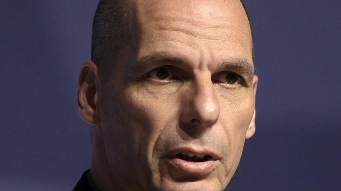 Feszültség Görögország miatt az eurócsoportban