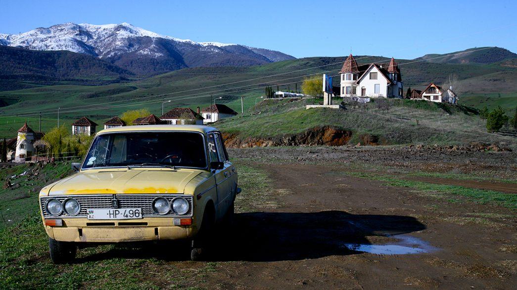 German footprints in the Caucasus