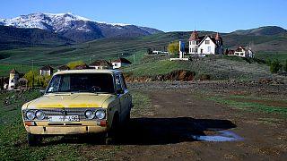 Tracce tedesche nel Caucaso