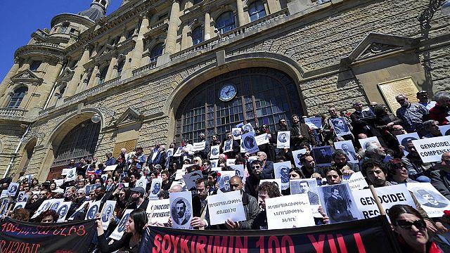 Génocide arménien: des hommages mais pas de reconnaissance en Turquie