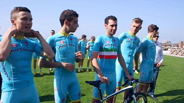رکابزنان تیم آستانه مجوز شرکت در رقابتهای بین المللی را دریافت کردند
