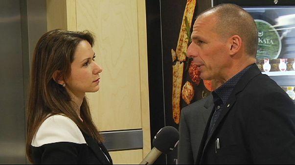 Fire and brimstone show EU deal is close, Varoufakis tells euronews