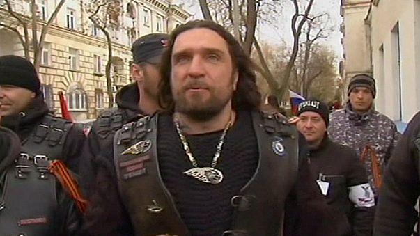 """Polen sagt """"Nein"""" zur umstrittenen Siegesfahrt der russischen """"Nachtwölfe"""""""