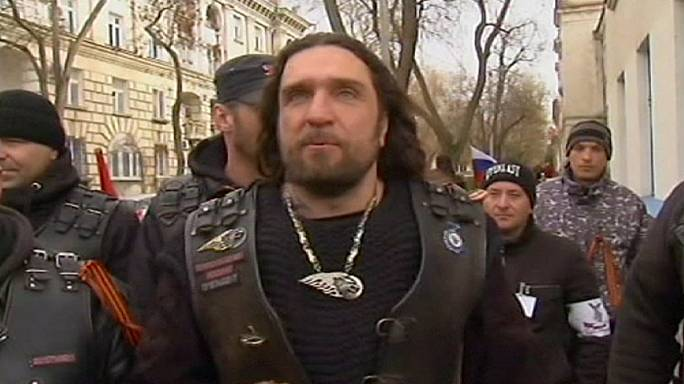 'Putin bikers' refused entry to Poland