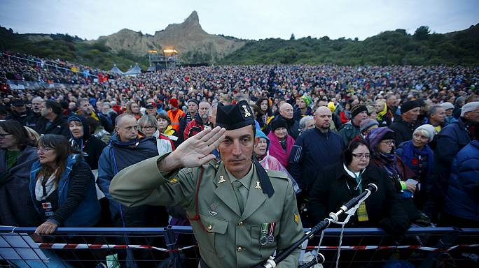 Galípoli: Turquia acolhe cerimónias da batalha mais sangrenta da I Guerra Mundial