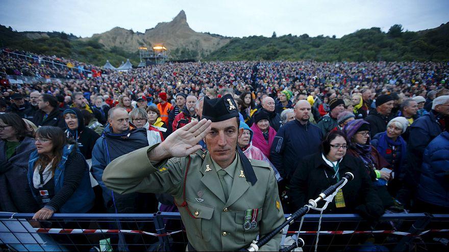 Anzac Day: 100 anni dallo sbarco di australiani e neozelandesi a Gallipoli