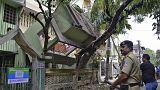 Le séisme au Népal ressenti en Inde