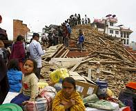 Nepal: more than 1,100 people killed in powerful earthquake