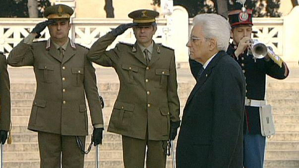 70ème anniversaire de la libération de l'Italie
