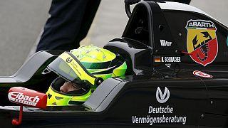 Mick Schumacher réussit ses débuts en Formule 4