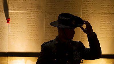 Gedenkfeiern zum 100. Jahrestag der Schlacht von Gallipoli