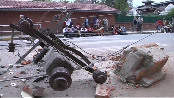 Testigos del terremoto: entre el alivio y la angustia