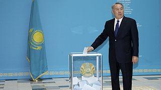 آغاز انتخابات ریاست جمهوری در قزاقستان