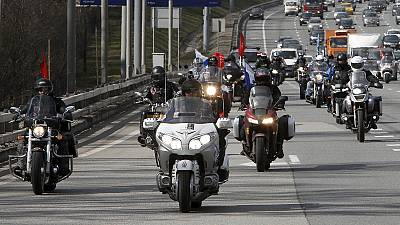 Germany says it will block Russian 'Night Wolves' riders