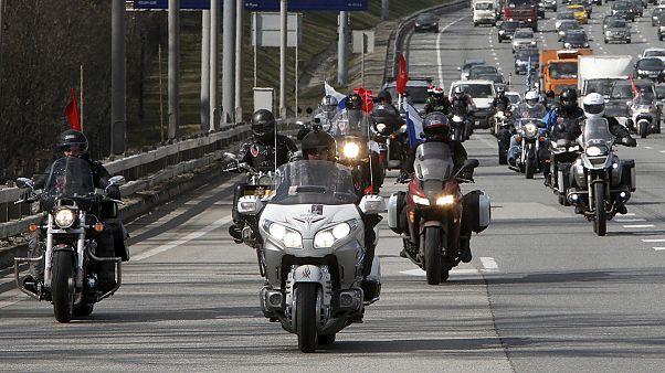 Kitiltotta a szélsőséges orosz motorosokat Németország