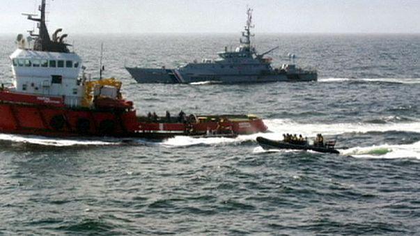 Két tonna kokaint fogtak Skóciánál