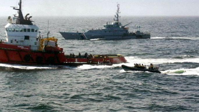 Кокаин в Северном море