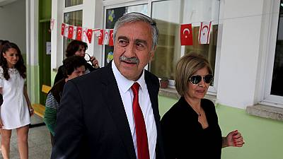 Leftist Akinci sweeps to victory in Turkish Cypriot presidential election