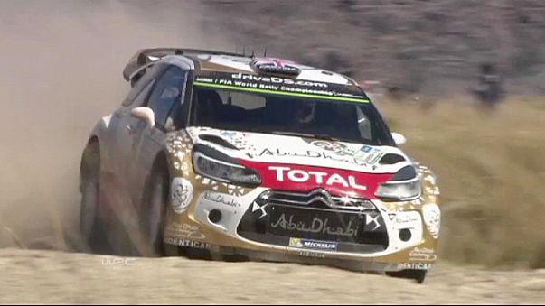 السرعة:عطل ميكانيكي يحرم أوجييه من الفوز في رالي الأرجنتين للسيارات