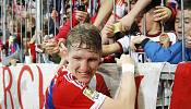 Bayern claim 25th Bundesliga title