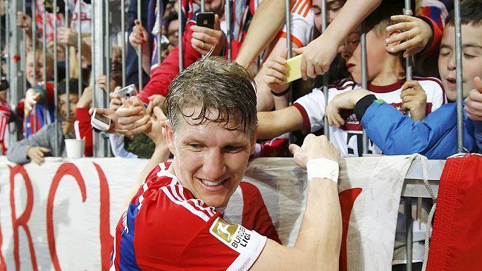 Bayern Münih bitime 4 hafta kala şampiyon!
