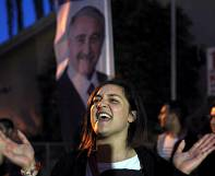 Moderate Akinci wins Turkish-Cypriot leadership runoff