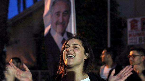 """Kuzey Kıbrıs'ın yeni lideri Akıncı: """"Bir toplumda değişimin zamanı geldiyse, onu hiçbir güç engelleyemez."""""""